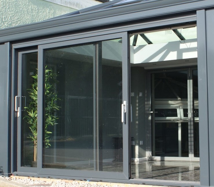 A specially engineered multi-slide door system which incorporates a European inspired design and hardware set. Operation of the Lift and Slide door system ... & Lift and Slide Door - Vinayak Fenster Systems