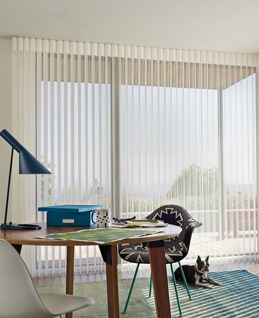 Luminette Privacy Sheers Vinayak Fenster Systems