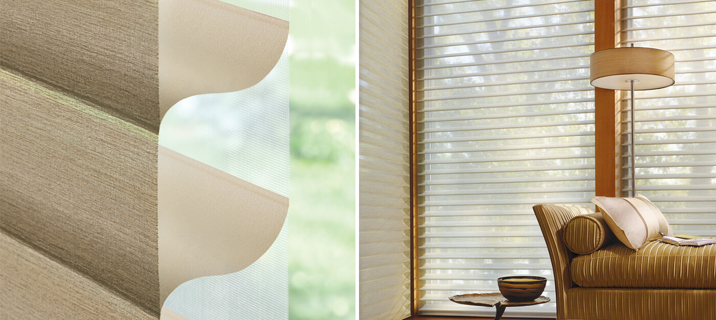 hunter douglas silhoutte