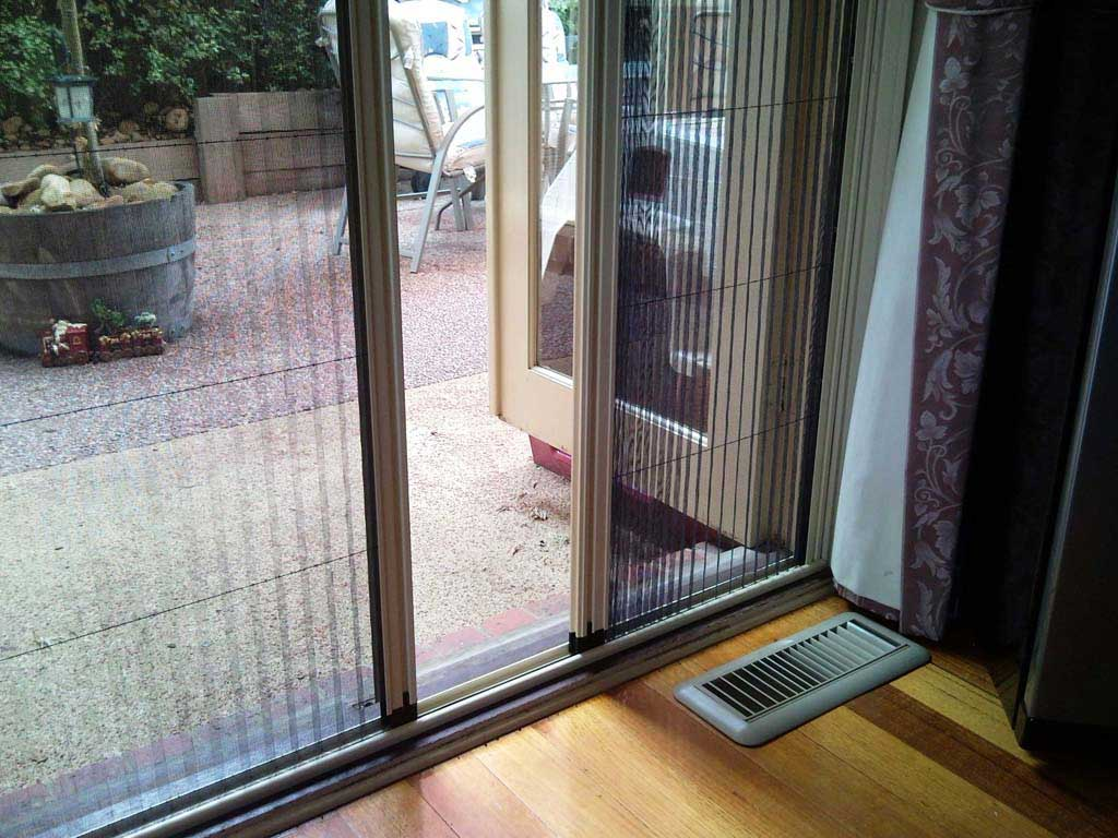 Window Screen System/Mesh